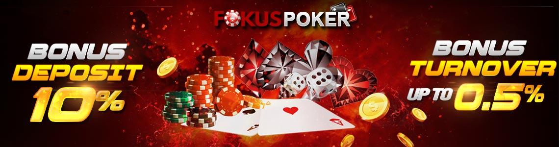 Bonus Fokuspoker -3